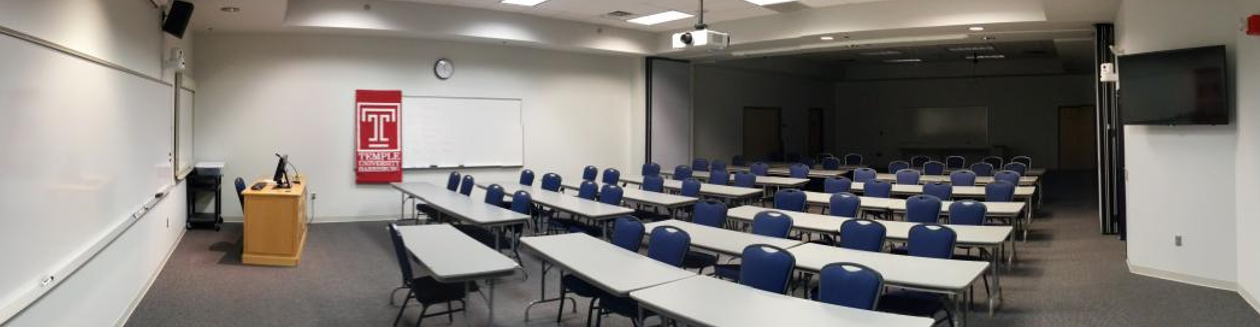 Lecture Hall for Rent