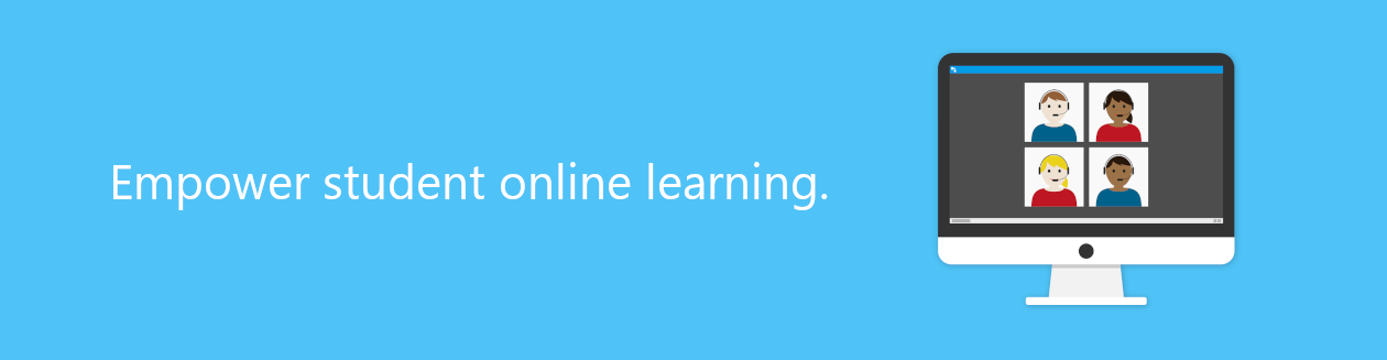 Empower student online learning
