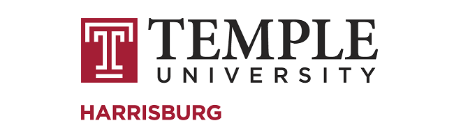 Temple University Harrisburg Logo