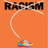 Sneaker laces cross out cracism