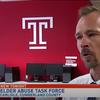 Richard Albrect talks about elder abuse to CBS News
