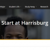 Start at Harrisburg