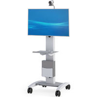 Mobile Conferencing Cart
