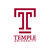 Red Temple T Logo