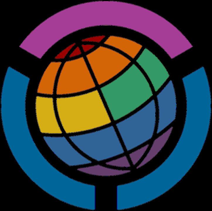 Wikimedia Community Logo LGBT